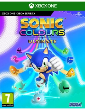 Sonic Colours: Ultimate...