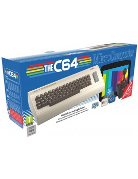 The C64 Commodore 64