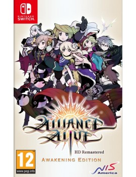 The Alliance Alive HD...