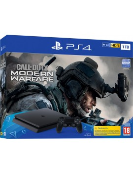 Console PS4 Slim 1TB + Call...