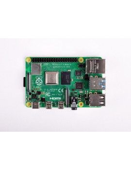 Scheda Raspberry Pi 4 Model...