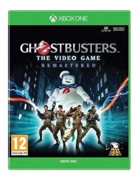 Ghostbusters Remastered...