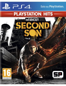 Infamous Second Son - PS...