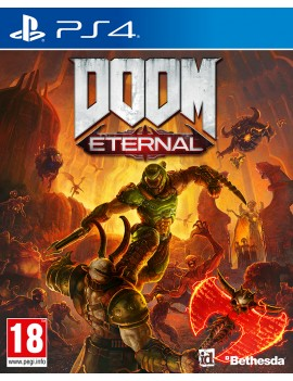 DOOM Eternal PS4 EU