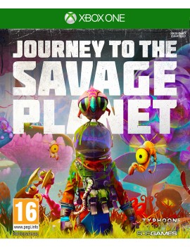 Journey To The Savage...