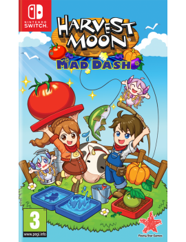 Harvest Moon: Mad Dash...