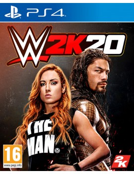 WWE 2K20 PS4 EU