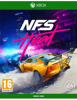 Need for Speed: Heat XBOX...