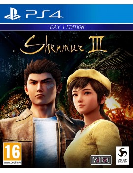 Shenmue III - Day 1 Edition...