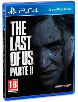 The Last Of Us II PS4 EU