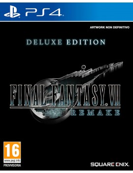 Final Fantasy VII Remake -...