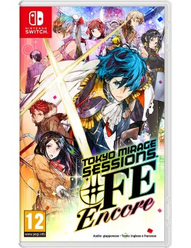 Tokyo Mirage Sessions ♯FE...