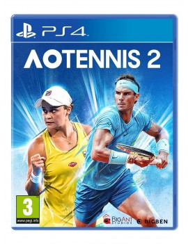 AO Tennis 2 PS4 EU