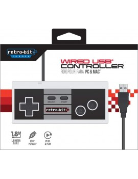 Controller NES Wired USB...