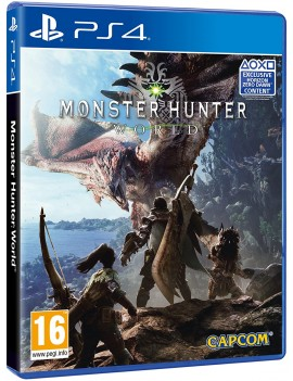 Monster Hunter: World PS4 EU