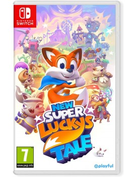 New Super Lucky's Tale...