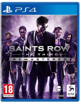 Saints Row: The Third...