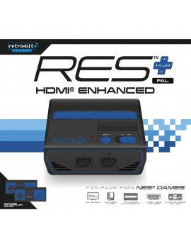 Console RES PLUS HD PAL...