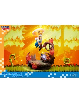 SONIC THE HEDGEHOG - Sonic...