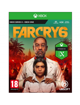 Far Cry 6 XBOX EU