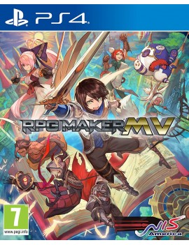 RPG Maker MV PS4 EU