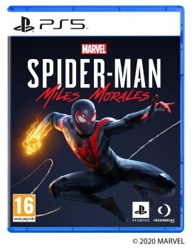 Marvel's Spider-Man: Miles...