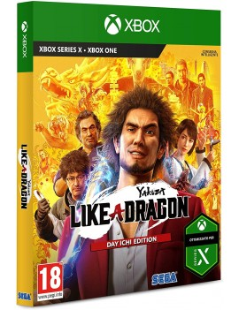 Yakuza: Like A Dragon - Day...