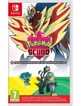Pokemon Scudo + Pass di...