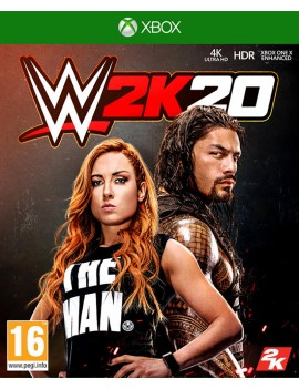 WWE 2K20 XBOX ONE EU