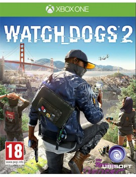 Watch Dogs 2 XBOX BOX