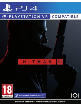 HITMAN III PS4 EU