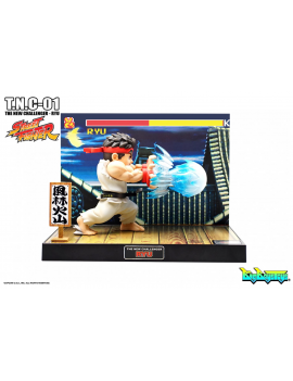 Diorama LED Street Fighter...